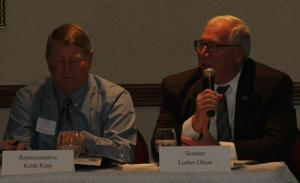 Q & A with state and local government officials