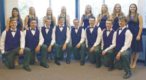 Lakeside Lutheran Swing Choir
