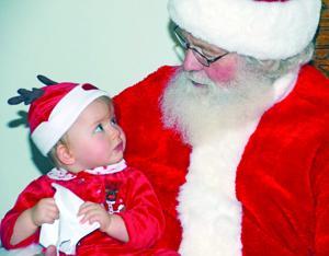 Smiles for Santa