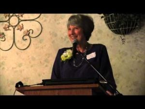 2014 McFarland Chamber of Commerce Citizen of the Year - Jane Licht