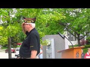 2015 Memorial Day Ceremony -- 5-25-2015 -- 1 of 7