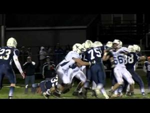 Monona Grove vs. Reedsburg  October 31st, 2014