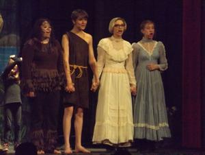 Tarzan, the musical by Waterloo High School