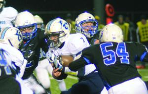 Blue Devil's state  run cut short
