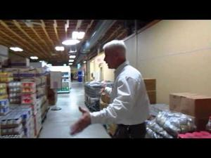 Sun Prairie Emergency Food Pantry Tour -- 11-3-2014