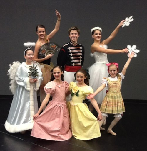 "Sun Prairie dancers to perform in MPA's ""The Nutcracker"""