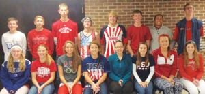 2014 CHS Homecoming Court