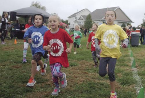 Arboretum Run raises funds