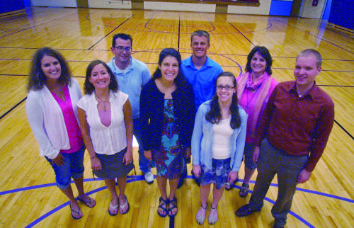 New teachers in district