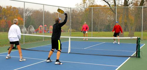 Pickleball grand re-opening event set May 30