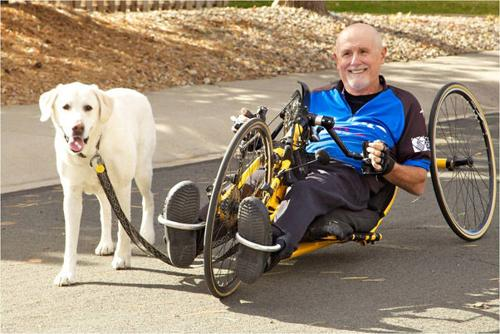 Paralyzed cyclist spreads hope through Wisconsin Hope Tour