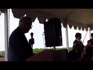 Kollege Town Groundbreaking -- 2 of 2