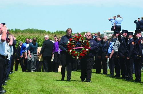 Honor Guard offer final salute