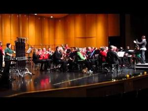 Sun Prairie Area Community Band -- Holiday Magic Medley