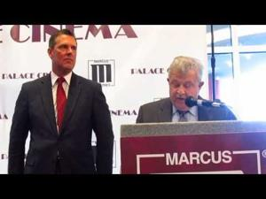Marcus Theatres Palace Cinema Ribbon-cutting -- 1 of 3