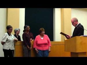 Sun Prairie City Council -- Pearl Mosier Proclamation