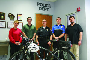 New wheels for DeForest PD