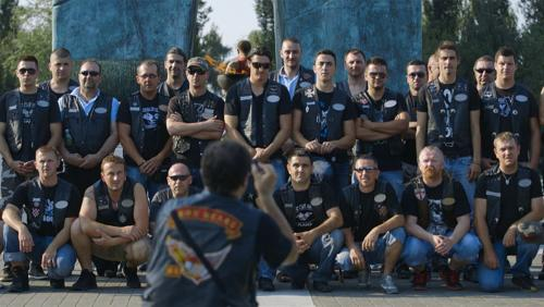 Sun Prairie native works on documentary about ethical Bosnian motorcycle club