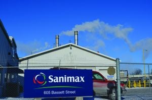 Residents say Sanimax odor still lingers