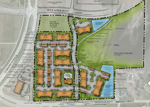 228-unit Springs apartment complex proposed