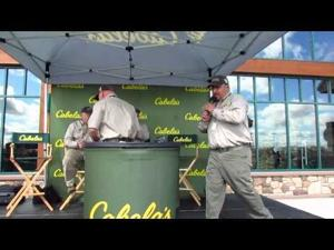 Sun Prairie Cabela's Ribboncutting -- 4-30-2015