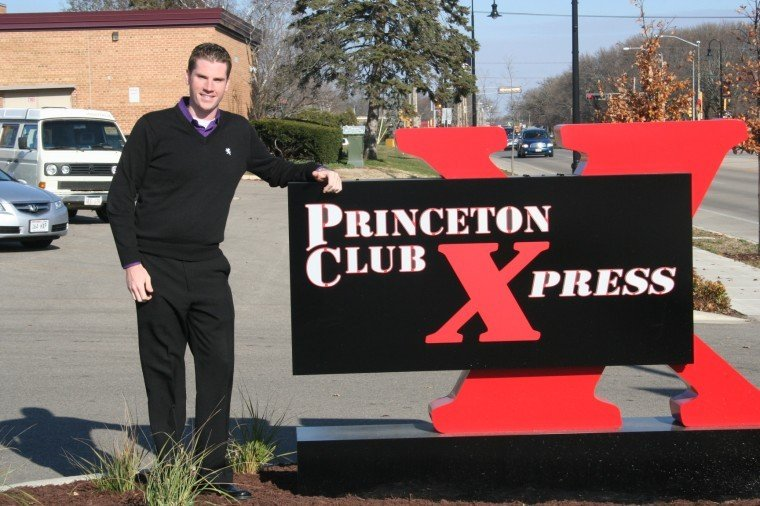 Princeton Club Xpress Hits Monona The Herald Independent