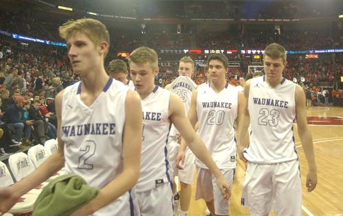 Boys basketball loses in State semi-final