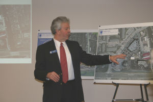 Mayor Miller sets plans for exansion