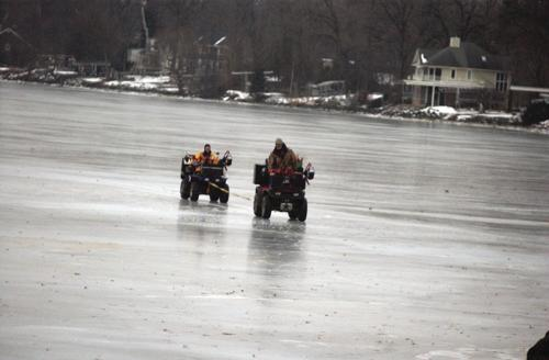 Water rescue leads to alert