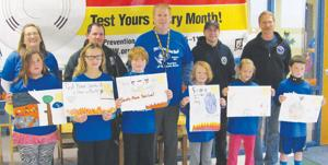 Fire Safety Week in Cambridge