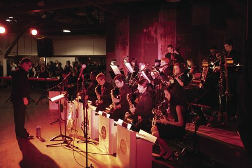 A swingin' holiday tradition: Angell Park hosts Holiday Big Band Dance