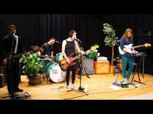 Skyline Sounds at 'The Sun' Open House -- 11-14-2015
