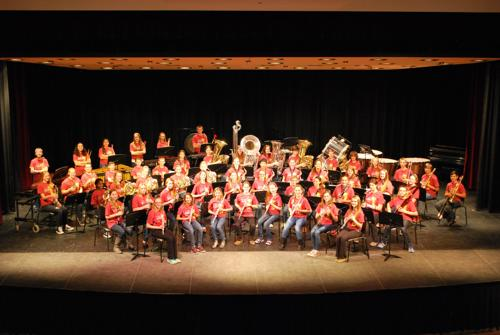 Sun Prairie students represent in honors bands