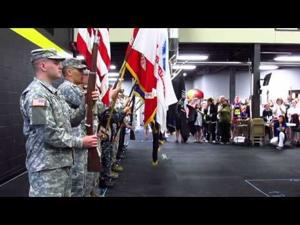PAC Wounded Warrior Project Benefit 'The Murph' -- 2 of 3