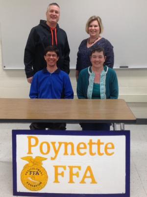 Poynette FFA alumni