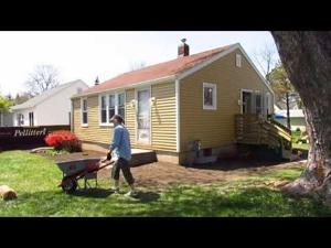 Project Home -- Hammer with a Heart -- May 2, 2015