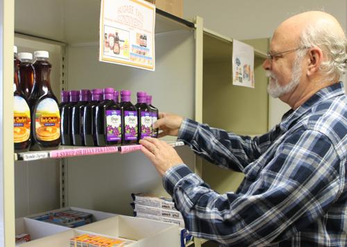 Season's Eatings: Food pantry keeps busy