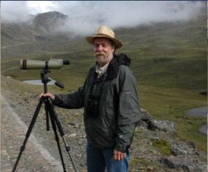 Naturalist Bill Volkert