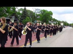 Sun Prairie Memorial Day Parade - 5-25-2015 -- 1 of 3