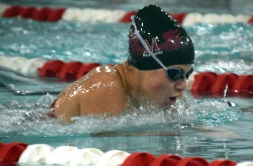 Girls Swimming: Can't spell redemption without DeRemer