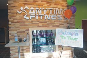Anytime Fitness Opens in Lake Mills