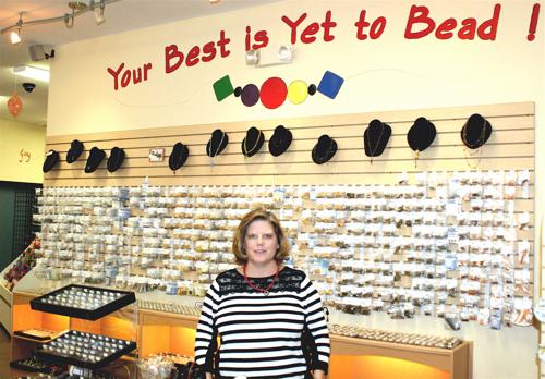 Meant to Bead celebrates decade as craft destination
