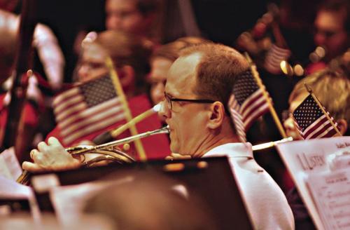 Community Band hosts Patriotic Concert
