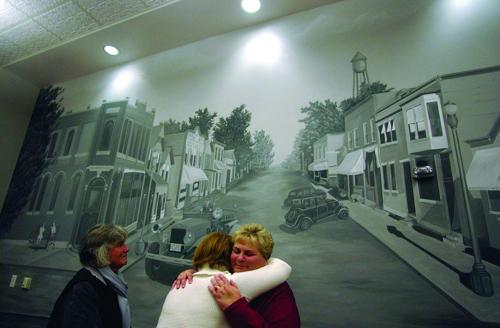 Bob Ziegler Memorial mural dedicated