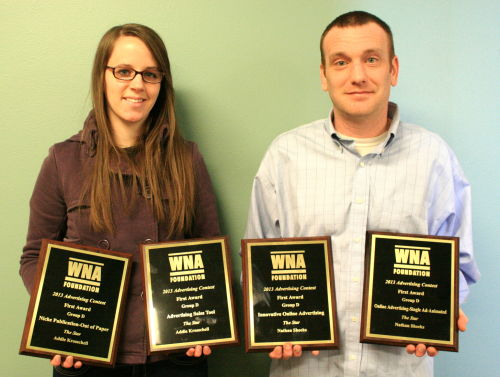 The Star earns 14 WNA contest awards