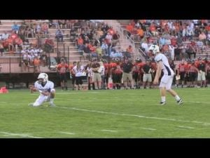 Monona Grove vs. Oregon September 6, 2013