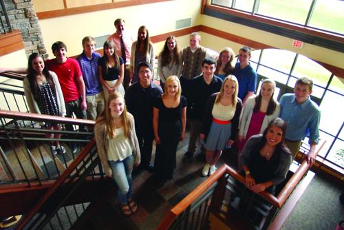 The 2015 Prom Court