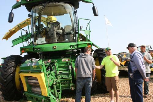 Wisconsin Farm Tech Days called a success