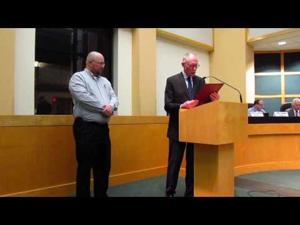 Sun Prairie Groundhog Day Proclamation -- 1-17-2017