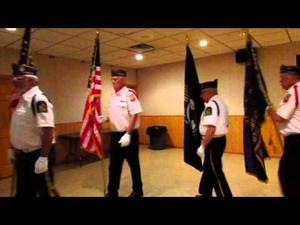 VFW Post 9362 POW/MIA Ceremony -- Friday, Sept. 19, 2014